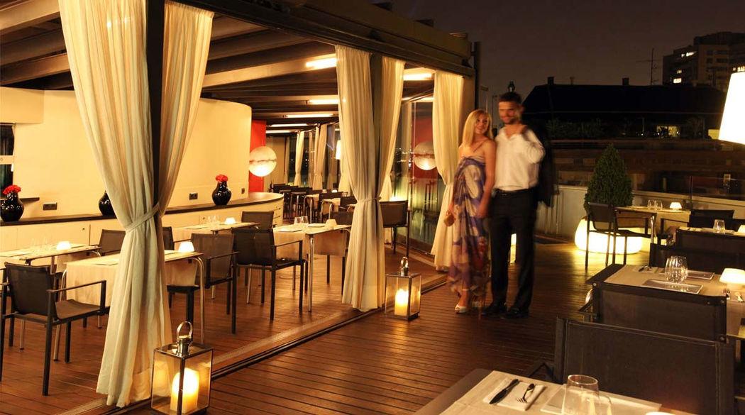 Hotel Cram - Anemos Terrace Bar