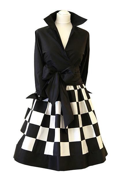 Beispiel: Schlichte Eleganz, Foto: Bonney & Kleid.