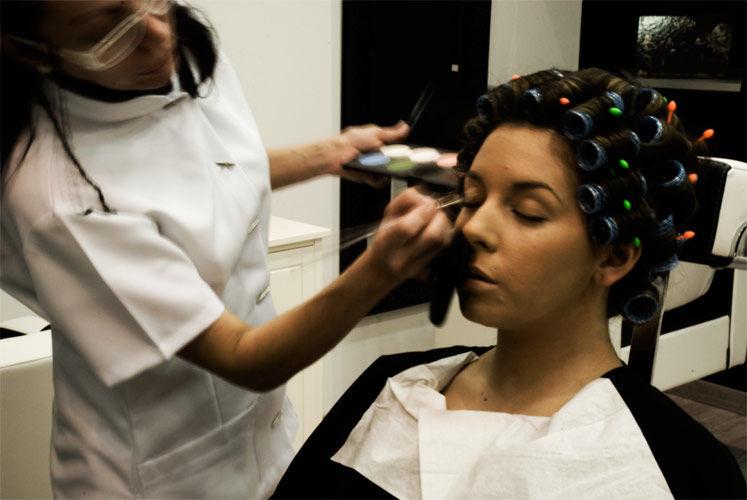 Sesiones de maquillaje