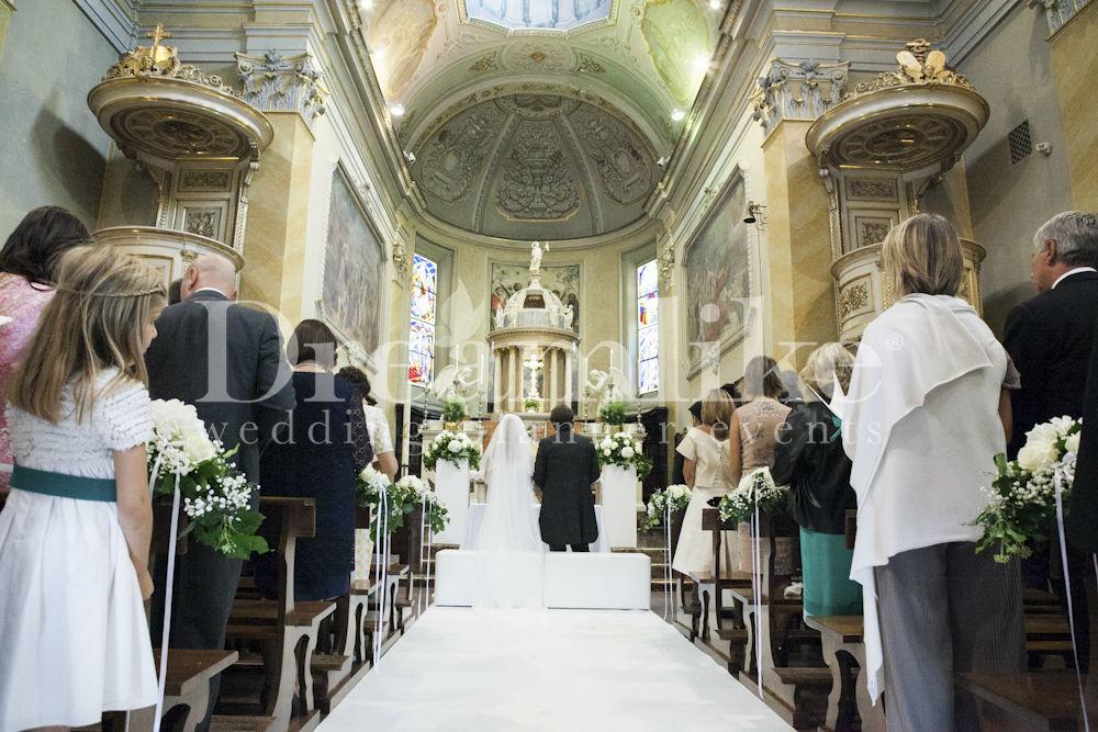 Dreamlike Events & Wedding Planner allestimenti floreali