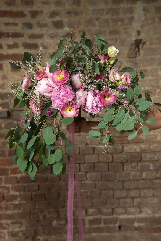 bouquet stile bohemian