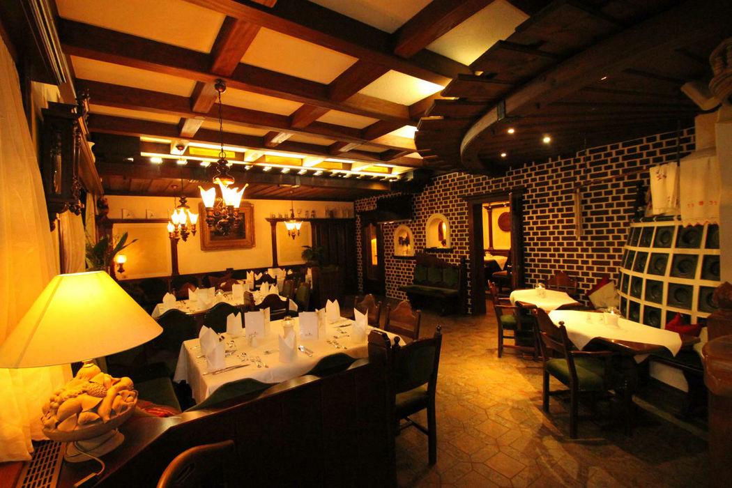 Beispiel: Restaurant, Foto: Hotel Eichingerbauer.