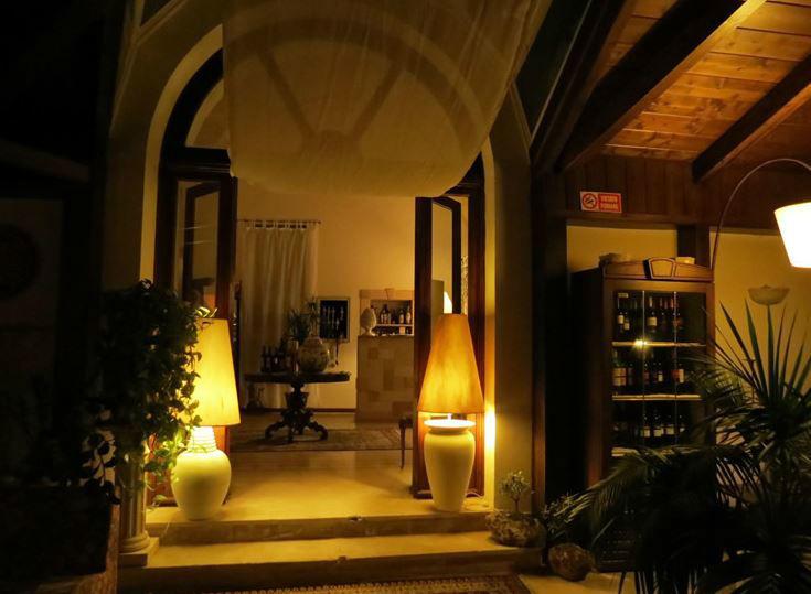 Masseria dei Monaci - Ristorante Il Gambero