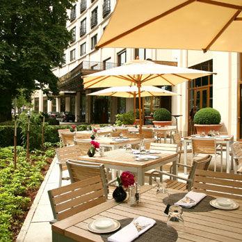 Beispiel: Terrasse, Foto: The Charles Hotel.