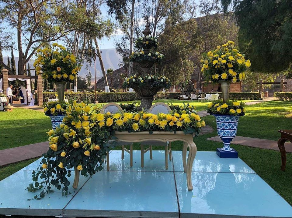Graces Eventos y Banquetes