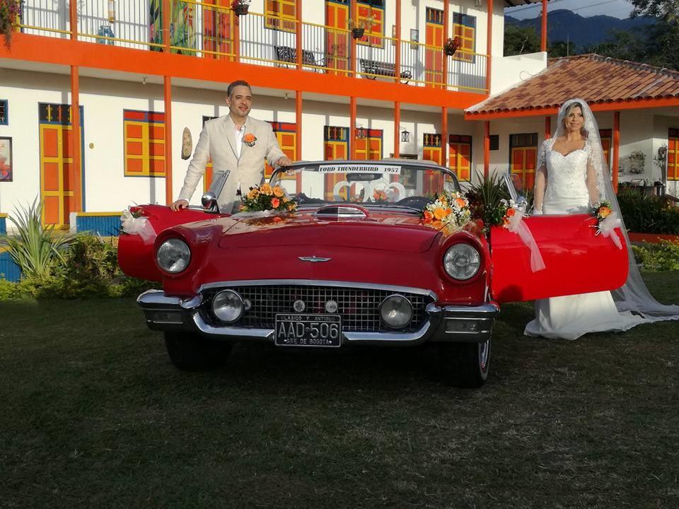 Carros Clásicos para Matrimonio