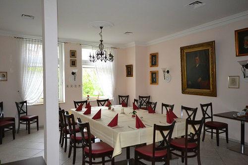 Beispiel: Bürgerzimmer, Foto: Hotel Consul.