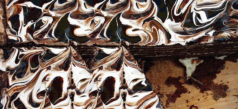 Beispiel: Süße Kunstwerke, Foto: Select Catering.