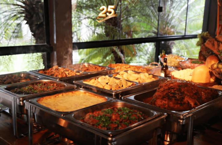 Marly Festas Buffet