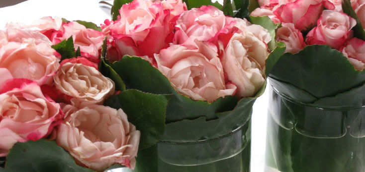 Beispiel: Kleine Details mit großer Wirkung, Foto: Blumenbinder Trittmacher.