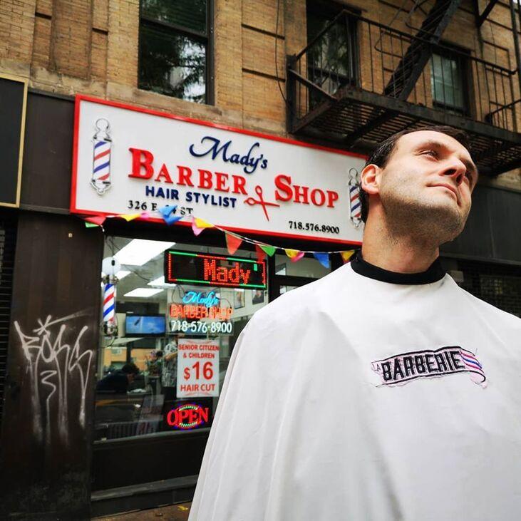 la barberie