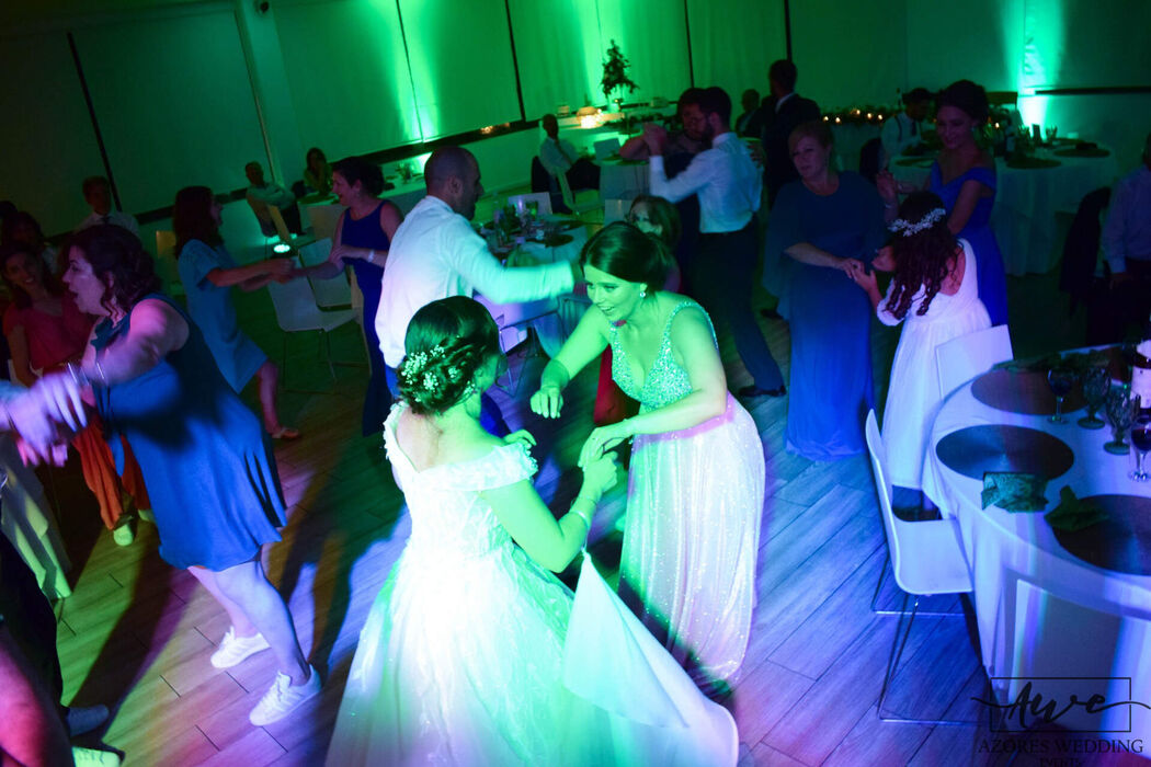 Azores Wedding Events