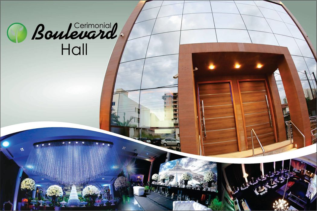 Cerimonial Boulevard Hall