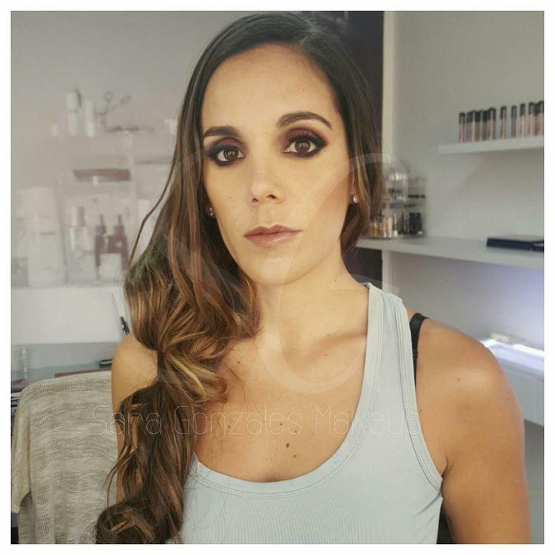Sara Gonzales MAKE UP
