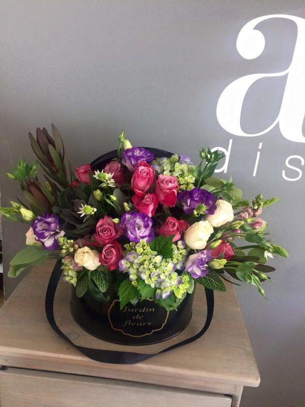 Anthea diseño en flores