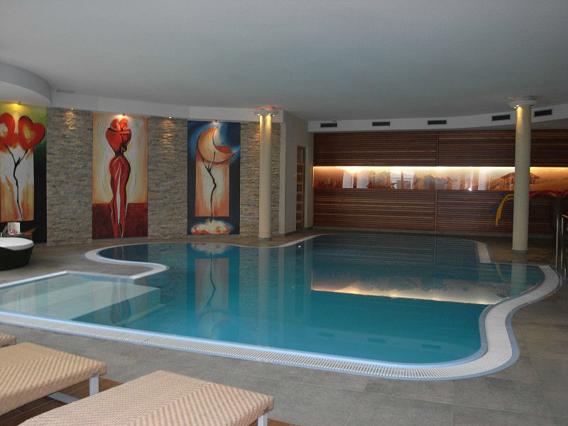 Beispiel: Poolbereich, Foto: Hotel Goies.