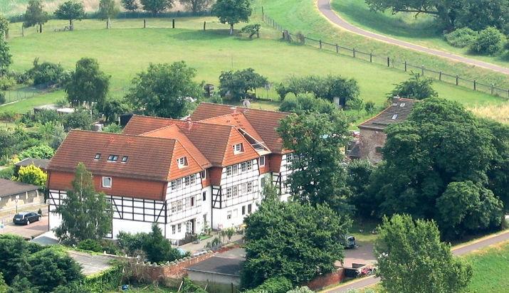 Beispiel: Außenansicht - Vogelperspektive, Foto: Hotel Elbrivera Alt Prester.