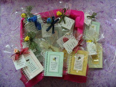 La cigüeña de papel, cuadernos