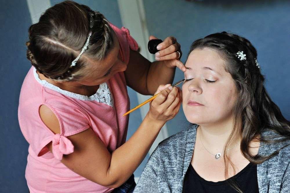 Blandine makeup artist