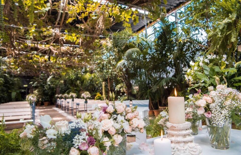 Hochzeitsfloristik Foto: Best Moments GmbH