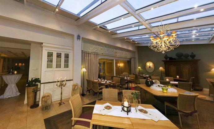 Beispiel: Wintergarten, Foto: Landhaus-Hotel Waitz.