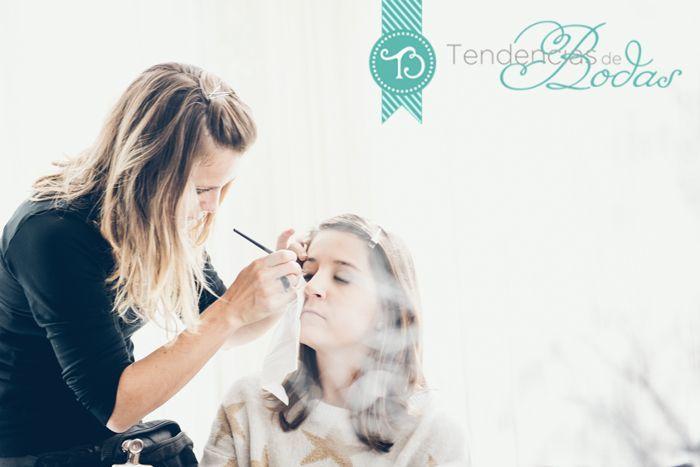 Making of de la Editorial para la revista TENDENCIAS DE BODAS