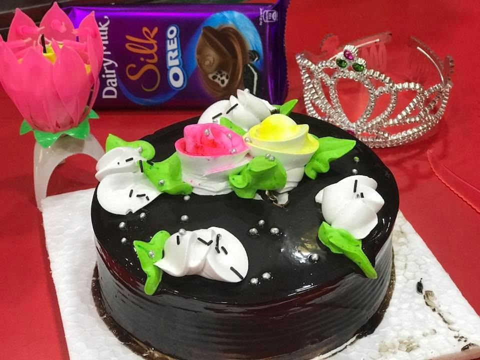 Cake baba