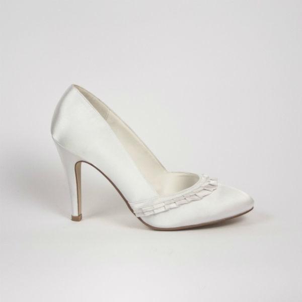 Buty ślubne Biel Boutique