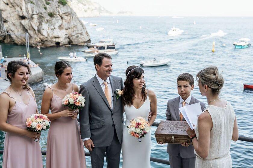 Wedding Celebrant in Italy, Deborah Taliani