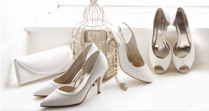 Beispiel: Accessoires für die Braut, Foto: Braut Boutique.