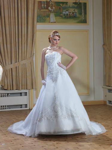 Beispiel: Brautkleider im Prinzessin-Stil, Foto: Marry Me.