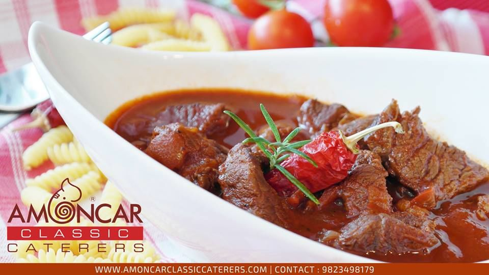 Amoncar Classic Caterers.