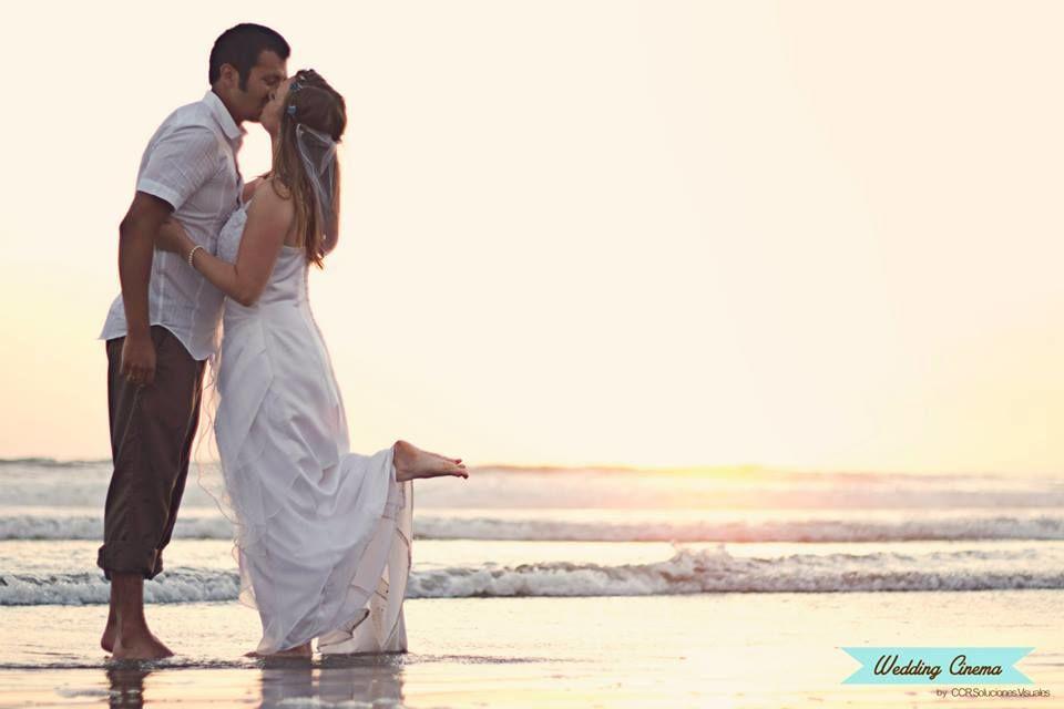 Wedding Cinema by CCR Soluciones Visuales
