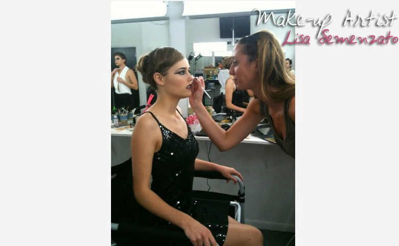 Lisa Semenzato Make-up Artist