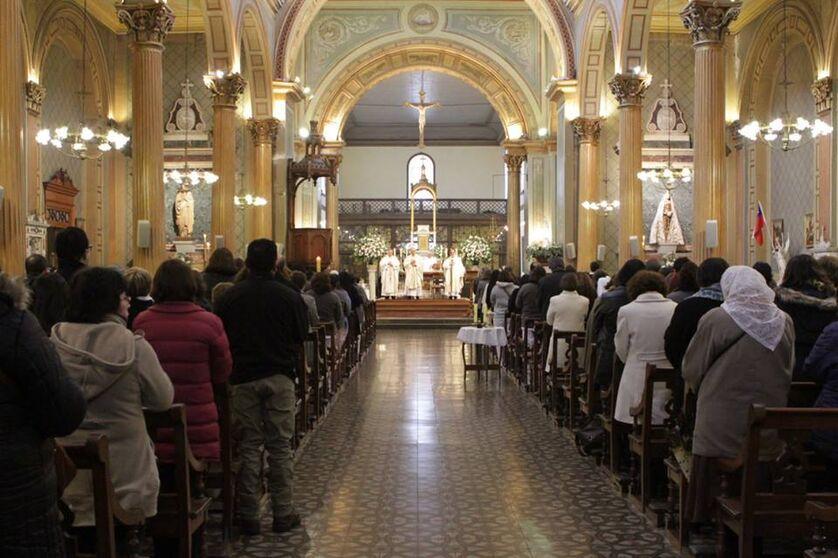 Santuario a María Santísima