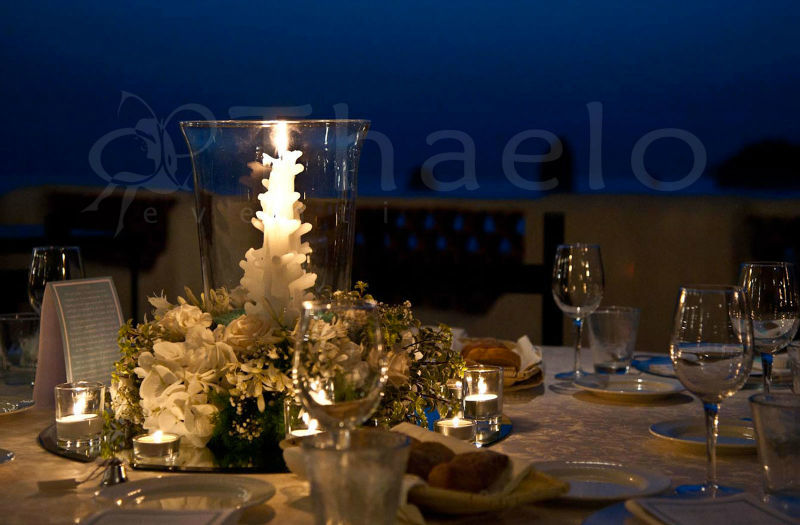 Thaelo Eventi Allestimento Wedding Aeolian Islands
