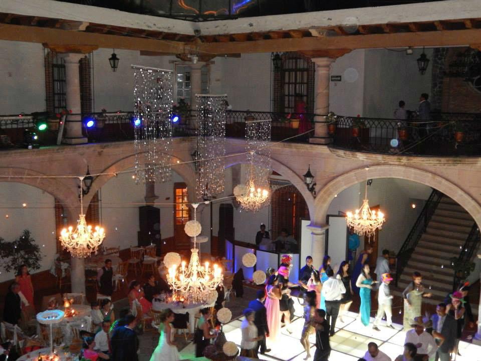 Hotel Hacienda Yemila en Hidalgo