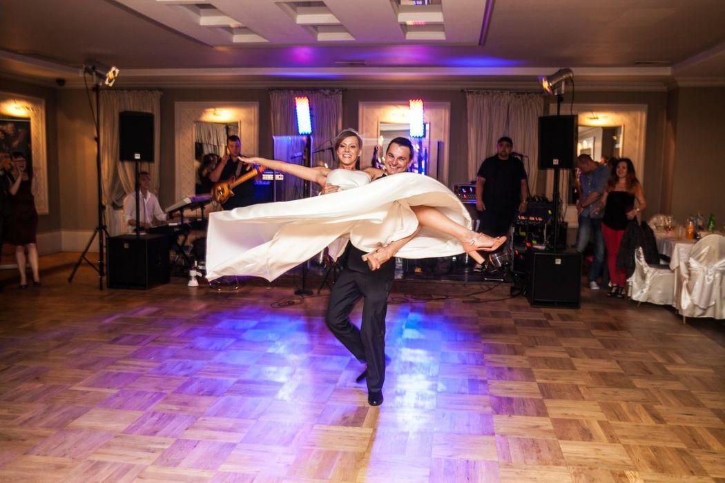 pierwszy taniec Paulina i Piotr