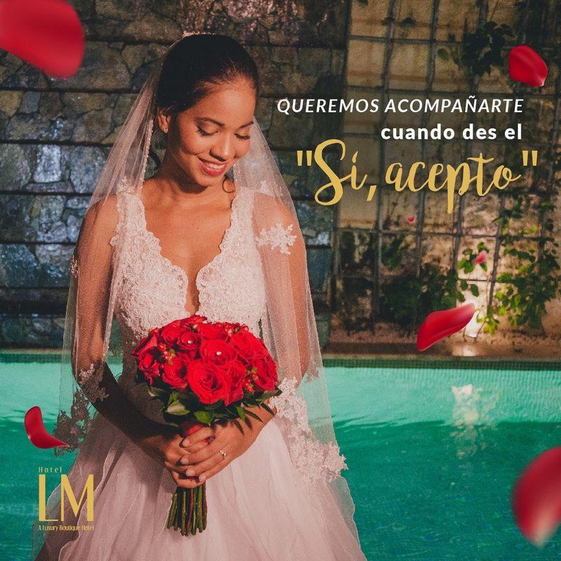 Hotel Boutique LM - Noche de bodas