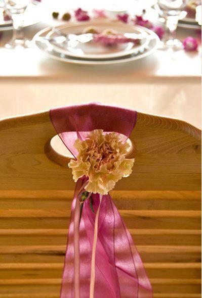Beispiel: Kreativität zur Hochzeit, Foto: Einfach Blumen.