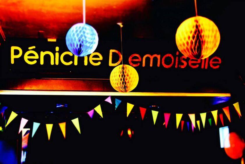 La Péniche Demoiselle