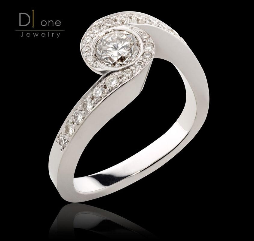 Colecção Diamantes - Swirl