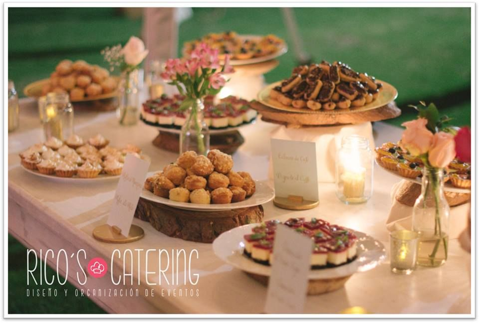 Rico's Catering