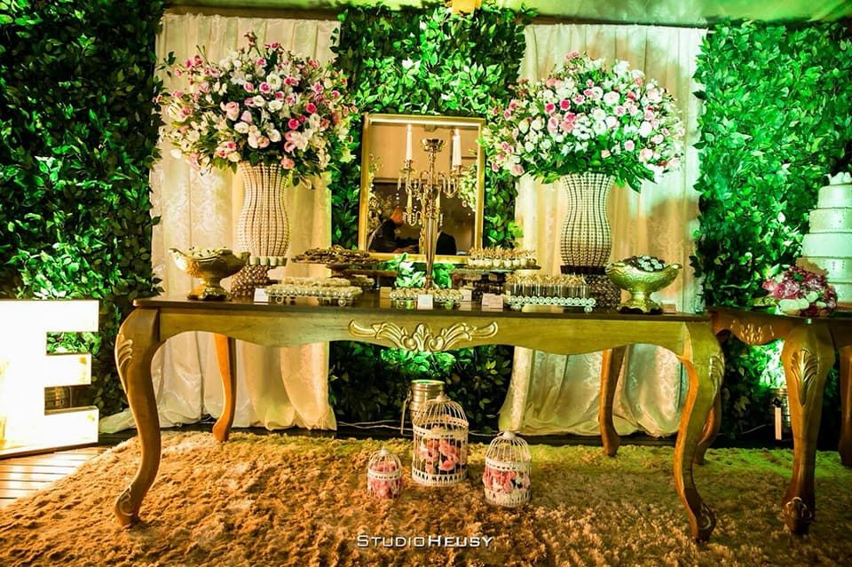 Elizabeth de Andrade - Wedding Designer