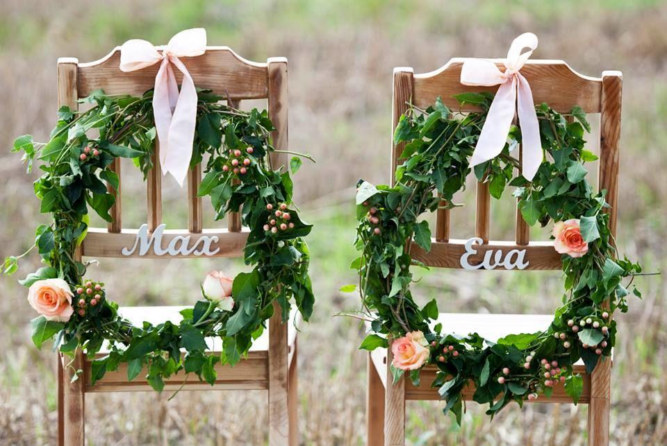 Traustühle Foto: Eileen Maes Hochzeitsfotografie