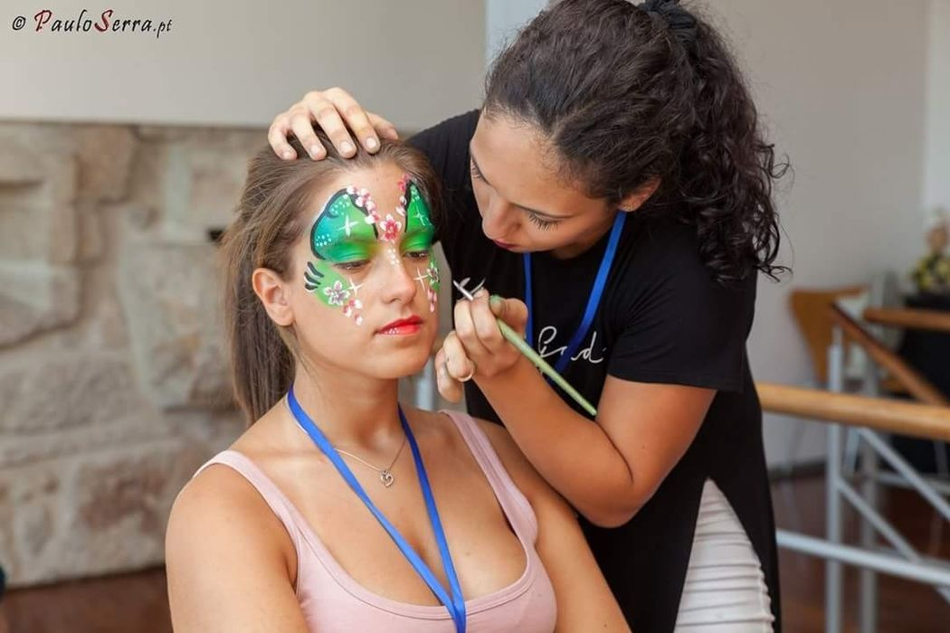 Profissional Face Painting
