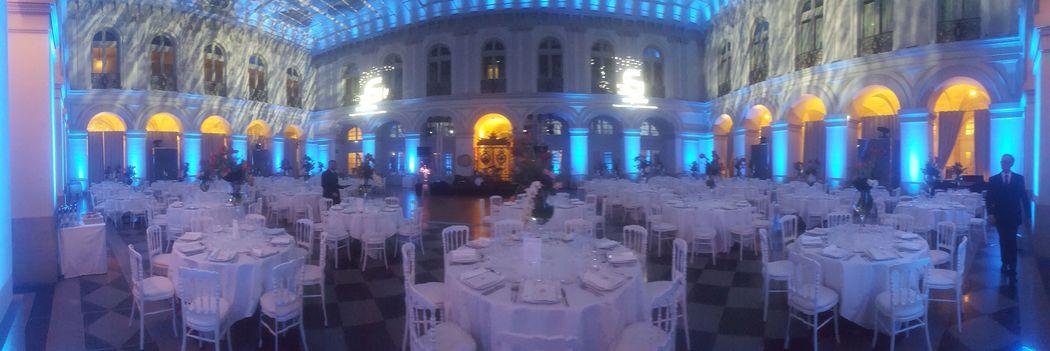 Espace de réception - Mise En Lumière De Salle