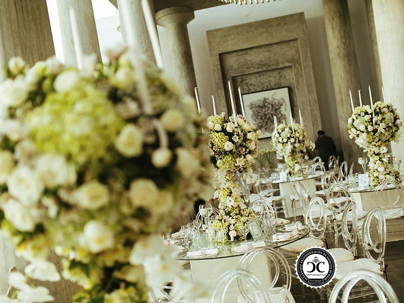 Bash Design Luxury Wedding