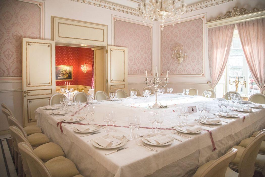 Antica Badia Relais Hotel  Sala Alabastro  Ph Roberta Pittau Roberta pittau Studio