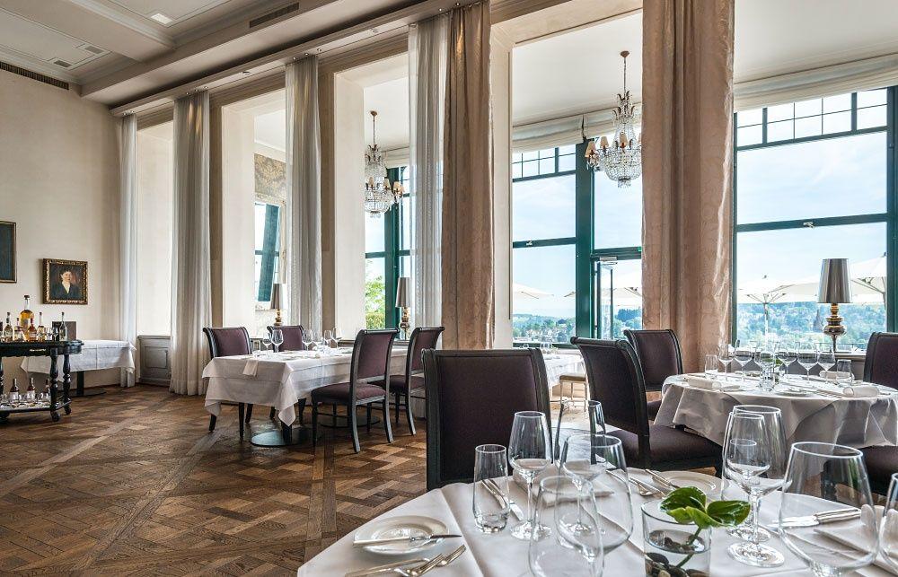 Beispiel: Restaurant, Foto: Château Gütsch.